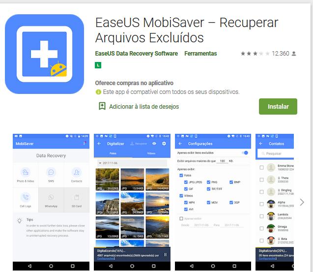 Como Recuperar Um Vídeo Excluído Do Celular Android