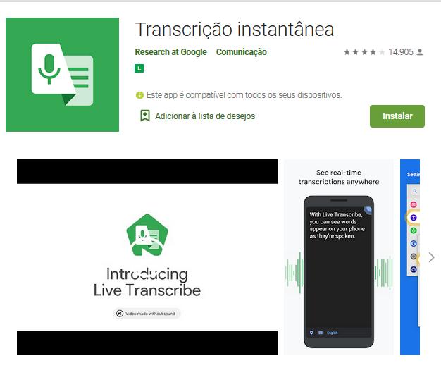 Como Transformar Áudio Em Texto No Celular