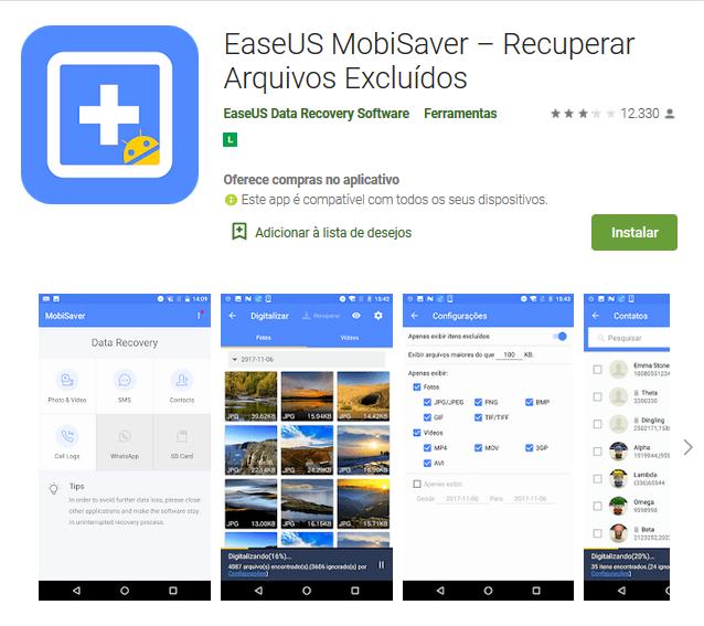Como Recuperar SMS Deletados No Android