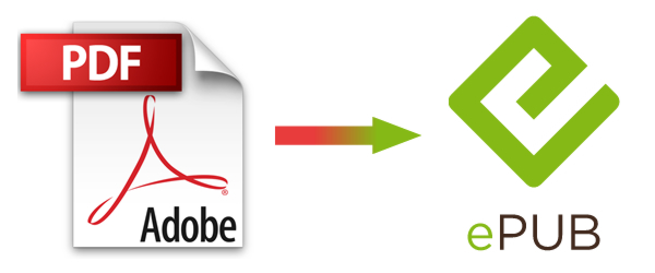 Como Transformar PDF em ePUB